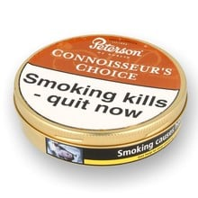 Petersons Connoisseurs Choice Pipe Tobacco (50g Tin)
