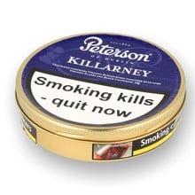 Peterson Killarney (Sweet Killarney) Tinned Pipe Tobacco (50g Tin)