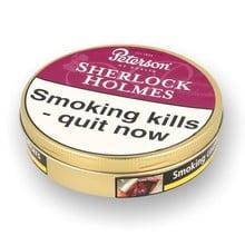 Peterson Sherlock Holmes Tinned Pipe Tobacco (50g Tin)