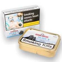 Samuel Gawith Navy Flake Pipe Tobacco 50g Tin
