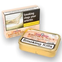 Samuel Gawith Brown No.4 Twist Tobacco (50g Tin)