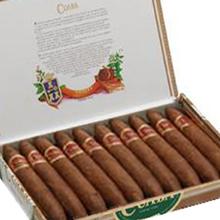 **DISCONTINUED** Cuaba Distinguidos (Box of 10 Un-Tubed Cuban Cigars)