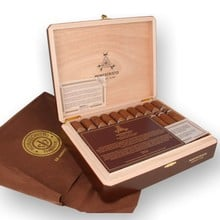 **DISCONTINUED** **Limited Edition** Montecristo 80th Anniversary (Box of 20 Cigars)