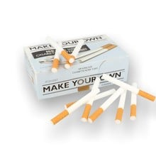Make Your Own Empty Cigarette Tubes