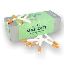 Mascotte Filter X-Long Cigarette Tubes (200's) Long Filter