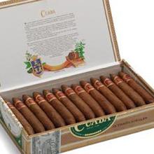 **DISCONTINUED** Cuaba Tradicionales (Box of 25 Un-Tubed Cuban Cigars)