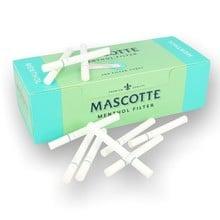 Mascotte Menthol Cigarette Tubes 200's