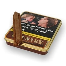 Neos Country Cigarillos Hand Filled Cigars (Tin of 20)