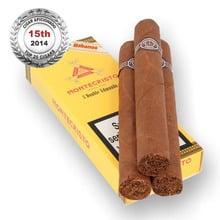 Montecristo Double Edmundo (Box of 3 Un-Tubed Cuban Cigars)