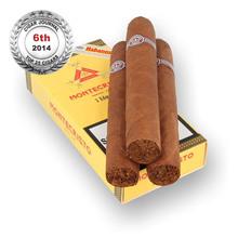 Montecristo Edmundo (Box of 3 Un-Tubed Cuban Cigars)
