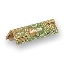 ***DISCONTINUED*** Greengo The Natural King Size Unbleached Rolling Papers