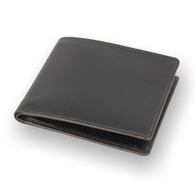 ***DISCONTINUED*** Peterson Genuine Leather Wallet Black 166