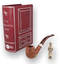 Alfred Dunhill Limited Edition Terracotta Army County Pipe WS00012518 43/60