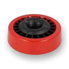 Turbine Ashtray Red and Black (118198)