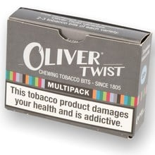 Oliver Twist Chewing Tobacco Mini Selection Pack