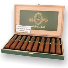 La Flor Dominicana Andalusian Bull Torpedo Cigars (Box of 10 Cigars)