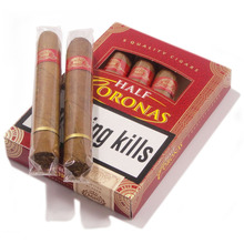 **DISCONTINUED** Agio Half Corona Dutch Cigars (5 Cigars)