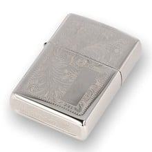 352 Regular Venetian Zippo Lighter with Engraving Plaque