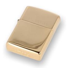 254 Regular High Polish Brass Zippo Lighter
