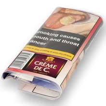 ***DISCONTINUED*** McLintock Creme De C. (Creme de Cassis) Pipe Tobacco (40g Pouch)