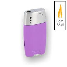 Xikar Allure Premium Classic Flame Cigarette Lighter 562PP Purple