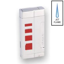 ***DISCONTINUED*** XIKAR Eris Torch Flame Windproof Lighter 555 Red