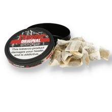 Thunder Original Strong Tobacco Chew Bags (16mg Nicotine)