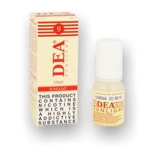 DEA 10ml 9mg Sunlight (Natural Tobacco) Premium Italian Eliquid