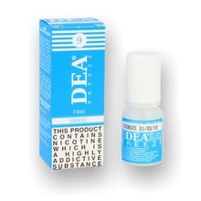 DEA 10ml 9mg Breeze (Peppermint) Premium Italian Eliquid