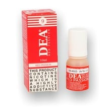 DEA 10ml 9mg Red Passion (Formerly Strawberry) Premium Italian Eliquid