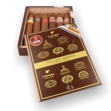 Habanos Seleccion Piramides Cuban Cigar Selection (6 Torpedo Cigars)