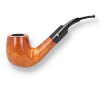 Charatan Mayfair 0210 Bent Billiard Briar Pipe (CRM00210)