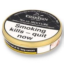 Charatan No.10 (London Mix Equivalent) Mixture Pipe Tobacco (50g Tins)