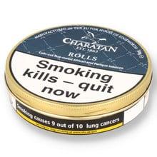 Charatan Rolls (Navy Rolls Equivalent) Pipe Tobacco (50g Tins)