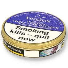 Charatan Virginia Three Year Matured Pipe Tobacco (50g Tin)