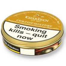 Charatan Virginia Curzon (Durbar Equivalent) Mixture Pipe Tobacco (50g Tins)