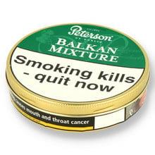 Peterson Balkan Mixture (Balkan Delight) Pipe Tobacco (50g Tin)